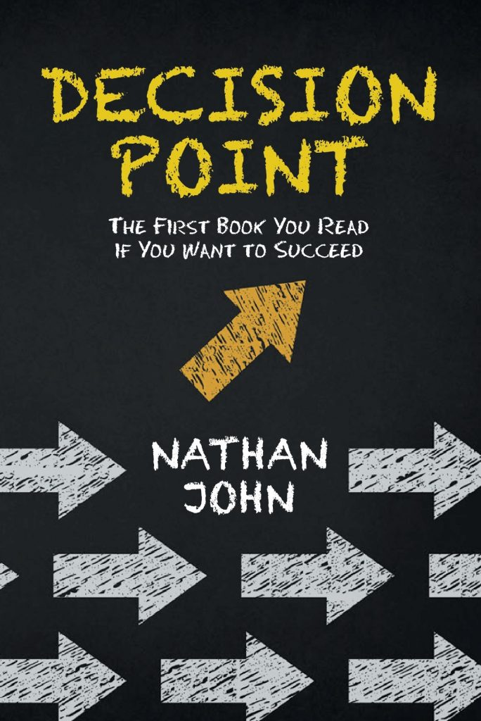 decision point book cover