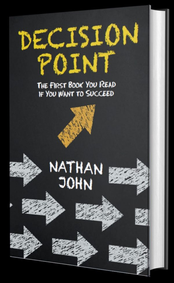 Decision Point book